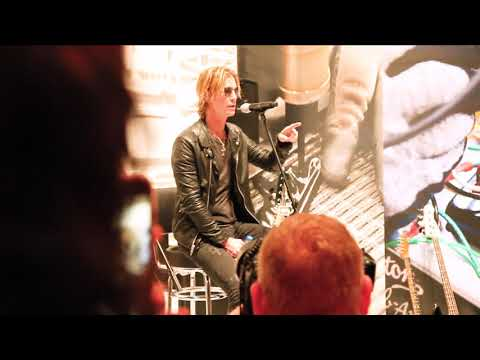 Duff McKagan of Gun N' Roses