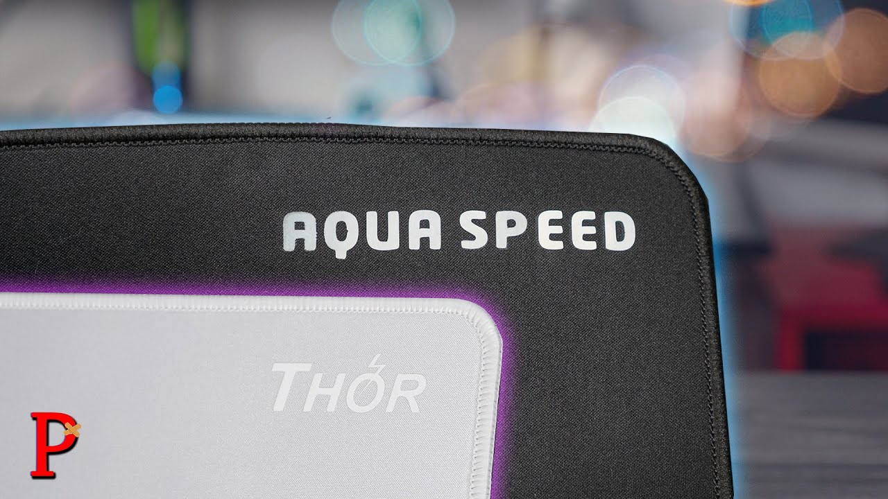 X-Raypad Thor vs X-Raypad Aqua Speed Gaming Mousepad!