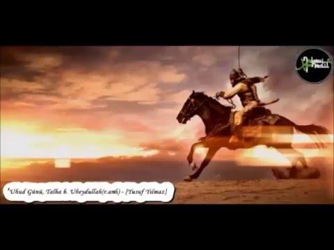 Uhud Günü, Talha b  Ubeydullah(r.anh) -...