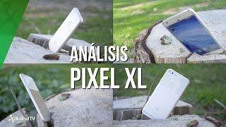 Analizamos el Pixel XL, el primer smartphone de Google que llega ba...