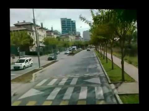 A Short CityBus trip in  Bahcesehir, Istanbul, Turkey