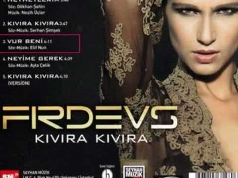 POP STAR Firdevs -Vur Beni 2009