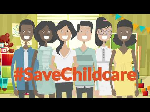 #SaveChildCare in Ohio