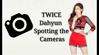 TWICE Dahyun Camera Finding Skill