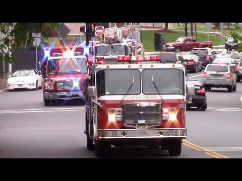 Download Youtube: Top 40 Fire Truck Responding Videos Of 2016