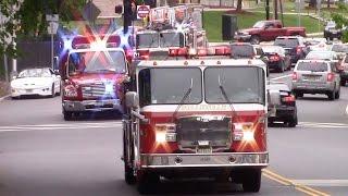 Top 40 Fire Truck Responding Videos Of 2016