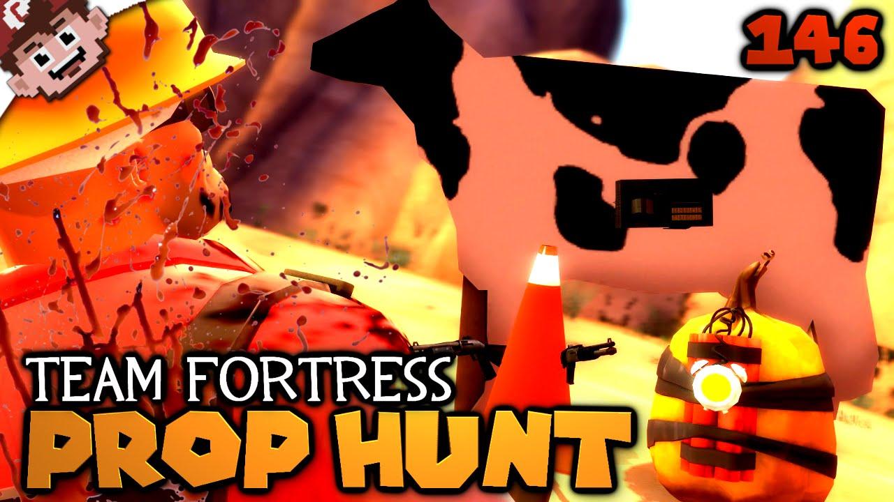Revenge Of The Props Prop Hunt Episode 146 YouTube