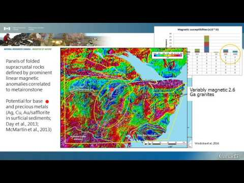 6- Geophysical Datasets for Effective Geological Interpretations- Vicki Tschirhart, 2017