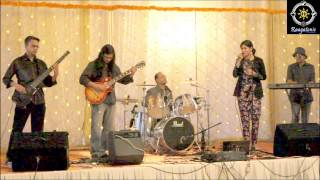 Raagatonic - Aasmaan ke Paar Shayad (Performed at Boston Jun 20 2015)