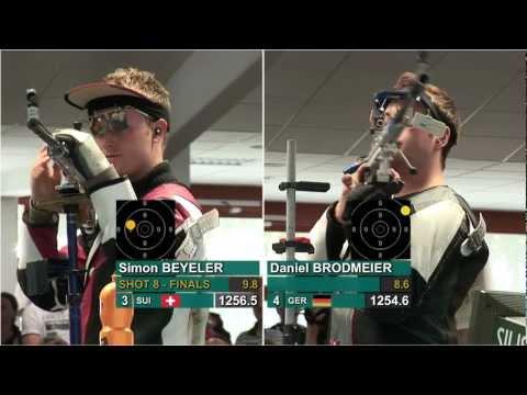 2012 Rifle&Pistol WC Munich Highlights - ISSF Rifle&Pistol World Cup Munich (GER)