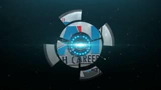 AH KARRIERE Pfeil Animiert Logo