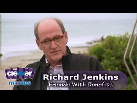 Richard Jenkins 'Friends with Benefits' Interview