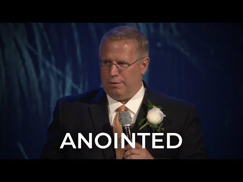 Anointed – Pastor Raymond Woodward