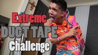 EXTREME DUCT TAPE CHALLENGE