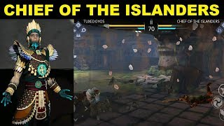 Shadow Fight 3 Chapter 5 Semi Final Boss - Chief of The Islanders