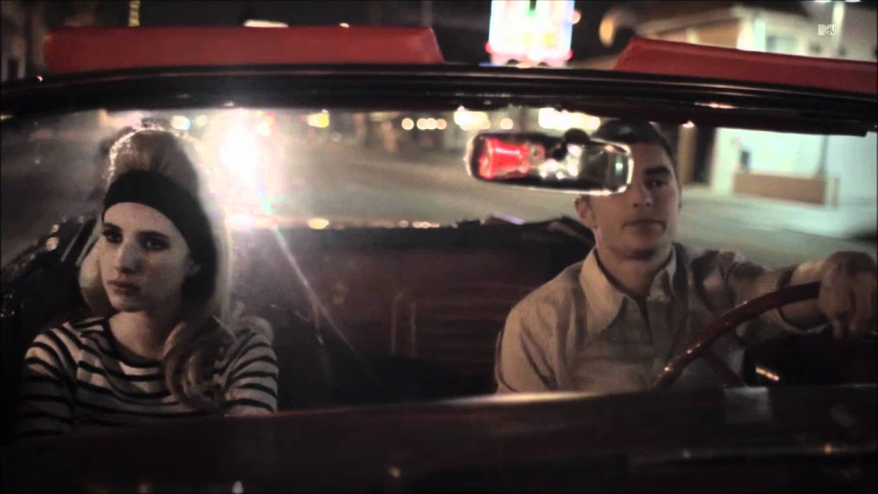 Cults - Go Outside (Supervideo with Emma Roberts & Dave ...