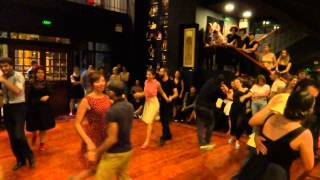 Jack n Jill pt.1 @ Apple Jam by Athens Lindy Hop (Oct. 2014)