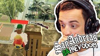 IDEMO PO SNAJPER! - GTA SA (Sa Prevodom) #6