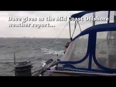 November 14 Mid Coast Offshore Weather Update