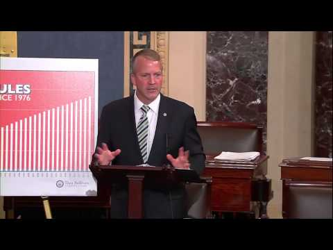 Senator Dan Sullivan (R-AK) Introduces RED (Regulations Endanger Democracy) Tape Act