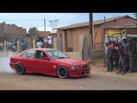 Witbank Gusheshe: Thabo Makari vs Sdoga. Team Doloza (BMW S