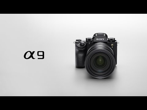 Sony α9 | Product Features