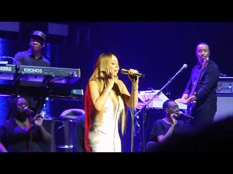 (HD) Mariah Carey -With You Live Singapore 2018 3/11/18 The Star Theatre