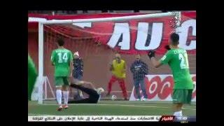 هدف لاعب شباب بلوزداد  دراق في مرمى مولودية الجزائر