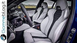 2018 BMW M5 INTERIOR + EXTERIOR DESIGN