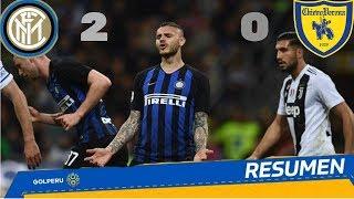 INTER VS CHIEVO (2-0) RESUMEN EN HD 1080p