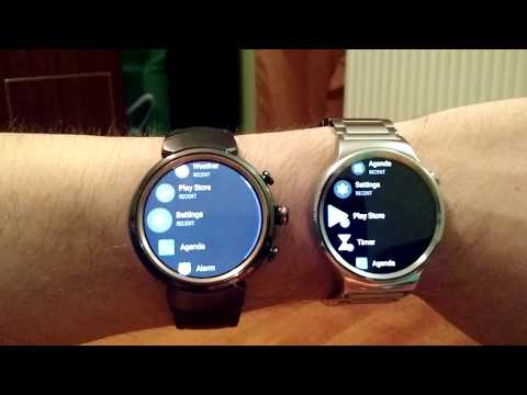 Android Wear 2.8 - not created equal?