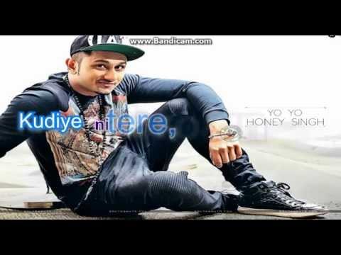 Lyrics brown rang - honey singh - lyrics - UNP