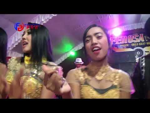 FENOSA live music_ all artis seragam kuning goyang heboh