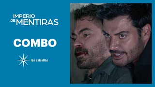Imperio de mentiras: ¡Leo detiene a 'Cobra'! | C- 50 | Las Estrellas