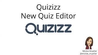 Quizizz New Quiz Editor