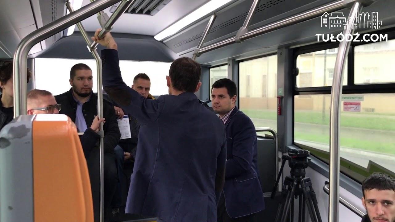 Przejazd autobusem Karsan Atak
