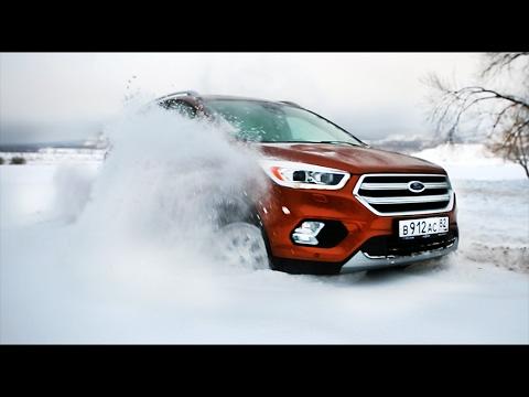 В чем Новый Ford Kuga 2016 лучше РАВ 4 и Мазда СХ-5? Тест драйв Форд Куга 2016