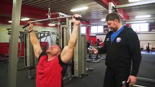 Tajné RUSKÉ metody. Záda a biceps (Statika a dynamika)