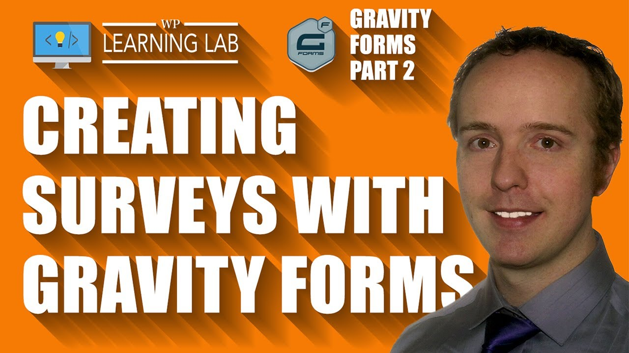 how to create a survey in gravity forms