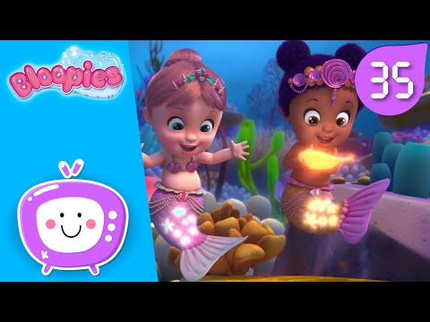SUPER Collection ✨ BLOOPIES 🧜♂️💦 SHELLIES 🧜♀️💎 FULL Episodes 🎁 CARTOONS for KI