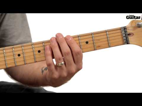 Guitar Lesson: Learn how to play Nirvana - Scentless Apprentice - Intro (TG246)