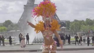 Danseuse de la compagnie Delicia - SanD