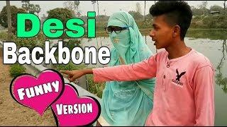 Desi BACKBONE   Hardy Sandhu   Funny Video Song
