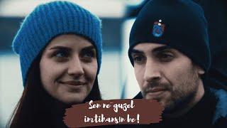 "➳ Nefes & Tahir • ""Sen inatsın ben de umudum işte""   Sen Anlat Karadeniz"