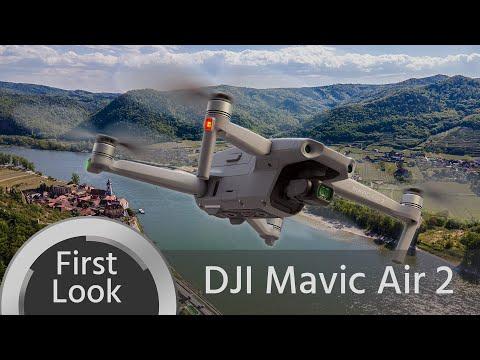 DJI Mavic Air 2 REVIEW & First Look – 4K 60p, 1080p 240fps