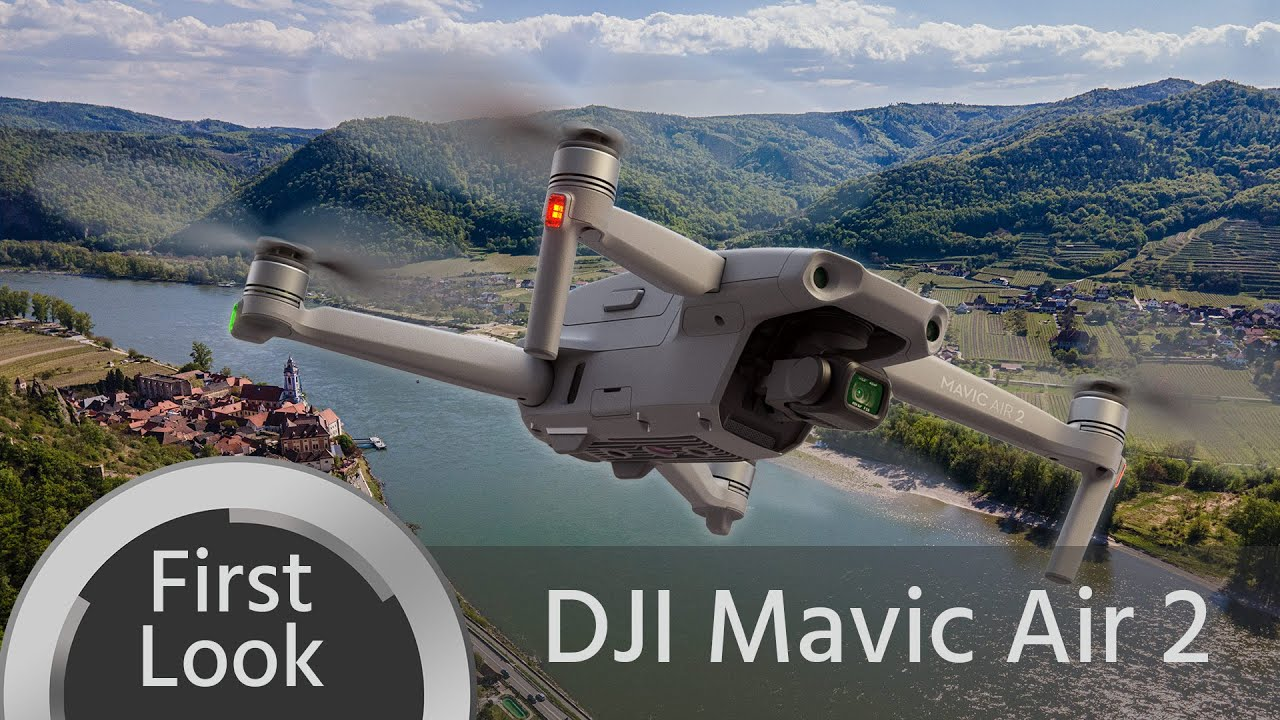 Dji Mavic Air 2 Review First Look 4k 60p 1080p 240fps Youtube