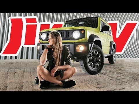 Suzuki Jimny, Ep01: вместительность, расход топлива, первые впечатления, Кременчуг