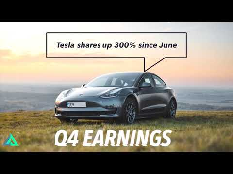 Alpho | Tesla Q4 Earnings Report