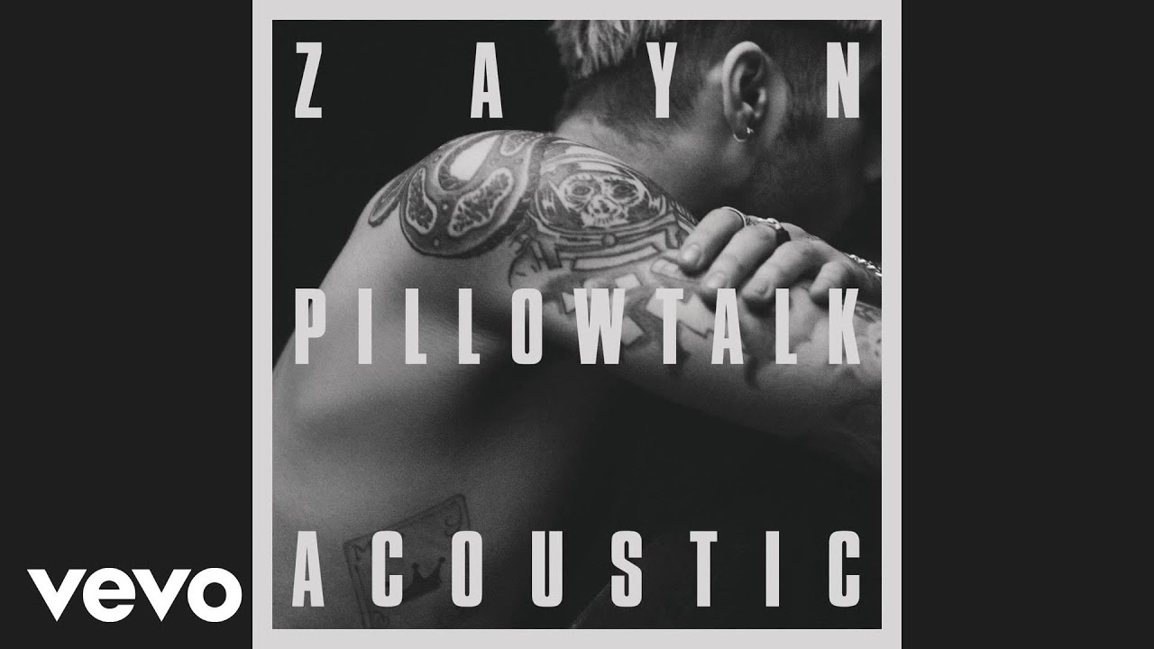 Download ZAYN - PILLOWTALK (the living room session) [Audio]