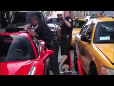 Muslim Saudi Prince, Meets the NYPD and then the Pavement